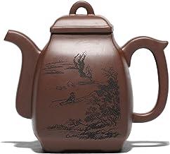 Czajnik Hanfang Zisha z półręcznie robionym czajniczkiem Zimu i zestawem do herbaty 360 ml