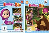 Mascha und der Bär Box 1+2 (6 DVDs)