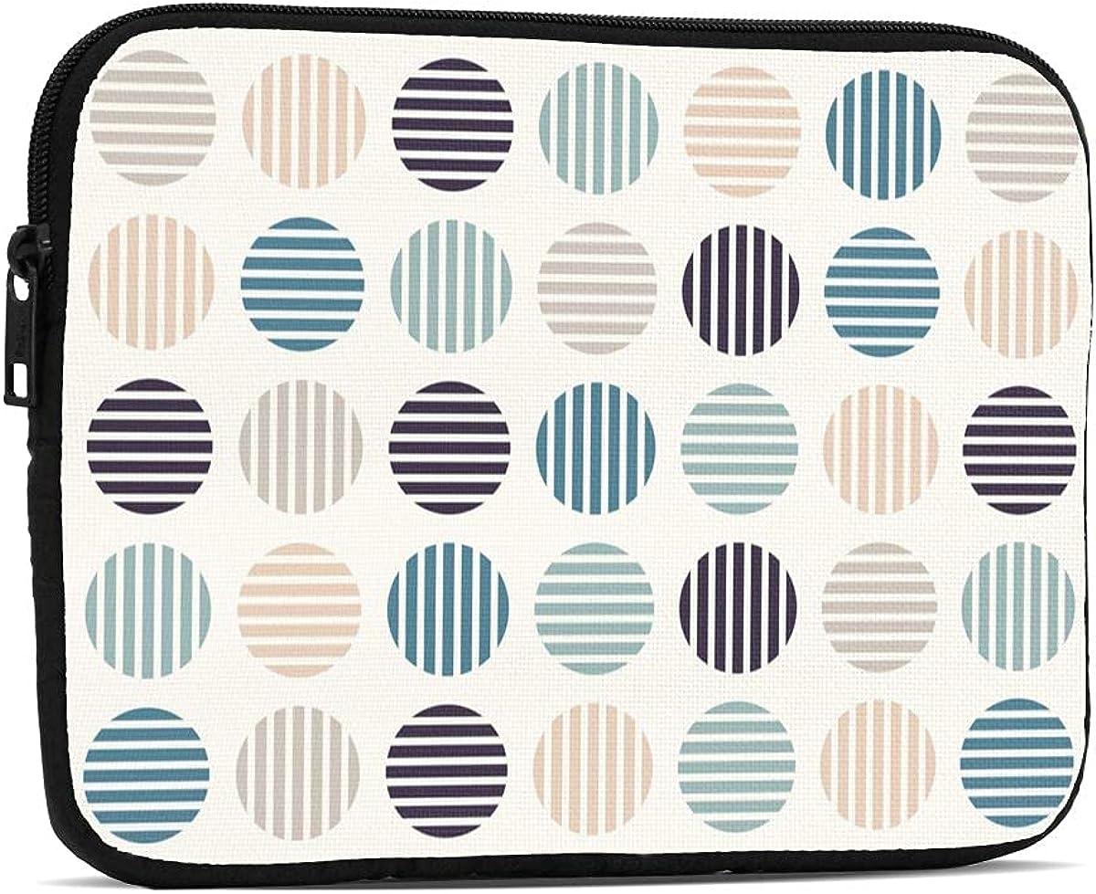 Abstract Geometric Circles iPad Mini 5 Case S Sleeve San Francisco shipfree Mall