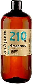 Naissance Aceite Vegetal de Semillas de Uva n. º 210 – 1