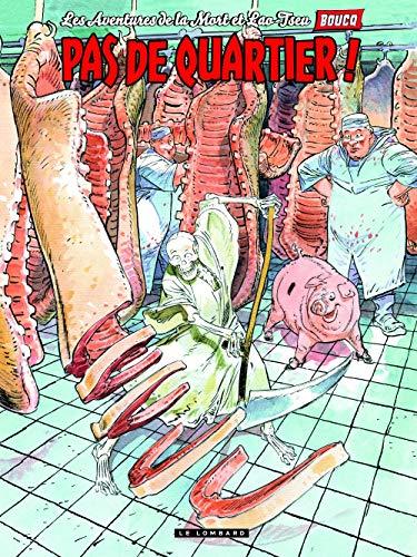 Les aventures de la Mort et Lao-Tseu - tome 2 - Pas de quartier