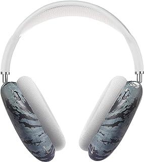 Obudowy na słuchawki Airpods Max zastępcze silikonowe nauszniki pokrowiec na poduszkę do Apple Airpods Max etui ochronne r...