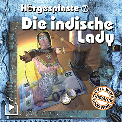 Die indische Lady cover art