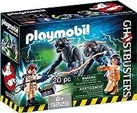 PLAYMOBIL(プレイモービル) ゴーストバスターズ Venkmanと恐怖のイヌ 9223 [並行輸入品]