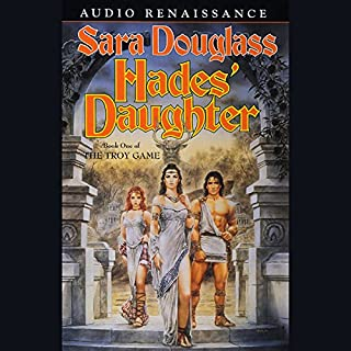 Hades' Daughter audiobook cover art