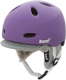 Bern Berkeley Helmet with Visor Knit Helmet