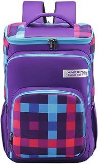 اميريكان توريستير حقيبة ظهر مدرسية للجنسين - ارجواني