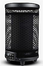 Calentador portátil para el hogar 360 ° disipando el calentador portátil del calentador portátil de la disipación de calor de infrarrojos de infrarrojos lejanos cuando se enciende inteligente Para el