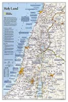 Holy Land (National Geographic Reference Map)