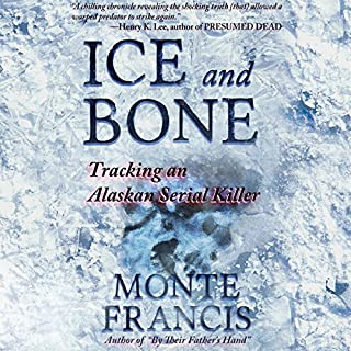 Ice and Bone audiobook cover art