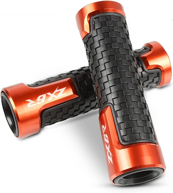 DJZX Motorcycle Handle Handlebar Hand for favorite Bombing free shipping ZX-6 Kawasaki Bar Grip