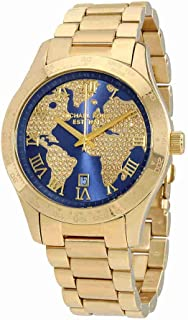 Michael Kors Women's Analogue Quartz Watch with Stainless Steel Strap MK6243