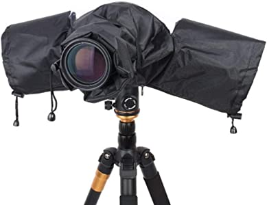 Waterproof Camera Rain Cover  Great for Canon Nikon and Other Digital ...