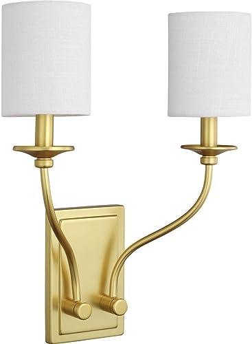 lowest Progress Lighting sale P710019-012 outlet sale Bonita Wall Brackets, Brass outlet online sale
