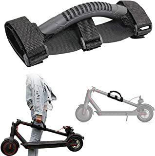 Sponsored Ad – PA Scooter Skateboard Hand Strap Belt,Electric Scooter Accessories, for Electric Scooter, Labor Saving Carr...