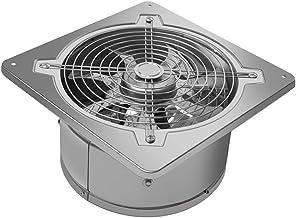 Extracteur D'air, Salle De Bain Extracteur D'air Ventilateur d'échappement, ventilateur mural ventilateur ventilateur vent...