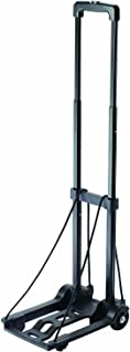 Lewis N. Clark Folding Cart 55Lb, Black, One Size