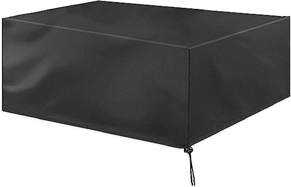 ZWYGXL Cube Garden Furniture Covers San Antonio Mall Ultra-Cheap Deals Outdoor Rattan C Sofa Cover