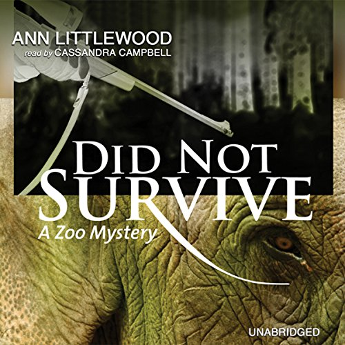 Did Not Survive audiobook cover art