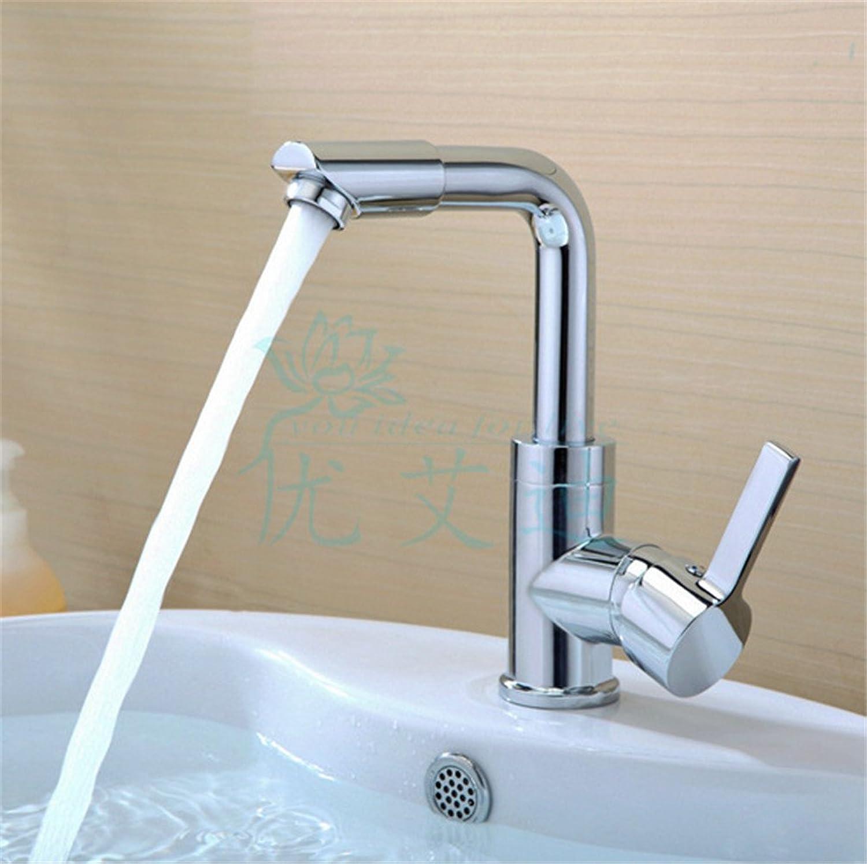 LaLF European Faucet Electroplating?360°?redating Basin Faucet