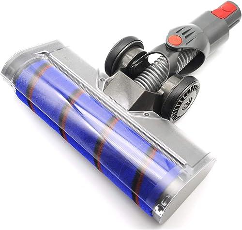 EZ SPARES EASY LIFE Replacement for DYS V7 V8 V10 V11 Brush Attachment,Motorized Brush Floor, Motor Head,Velvety Drum...