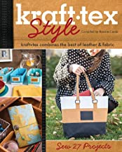 kraft-tex Style: kraft-tex Combines the Best of Leather & Fabric – Sew 27 Projects