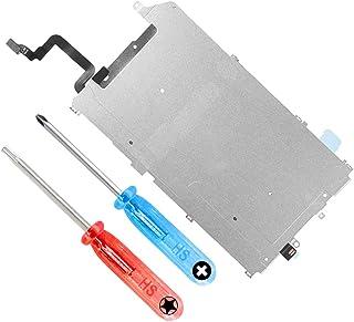 MMOBIEL LCD Placa Trasera de protección térmica Compatible con iPhone 6 Plus Incl. extensión pre-instalada de Cable Flexible para botón de Inicio Incl. 6X Tornillos y 2X Destornilladores