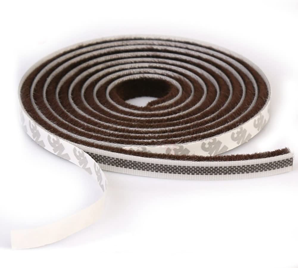 TamBee Pile Weatherstrip Brush Stripping Weather Award-winning store P Self-Adhesive All items in the store