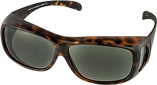 lenscovers anteojos de sol desgaste a lo largo Prescription glasses-large Slim- polarizadas