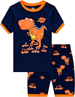 Amazon.es: Naranja - Pijamas y batas / Niño: Ropa