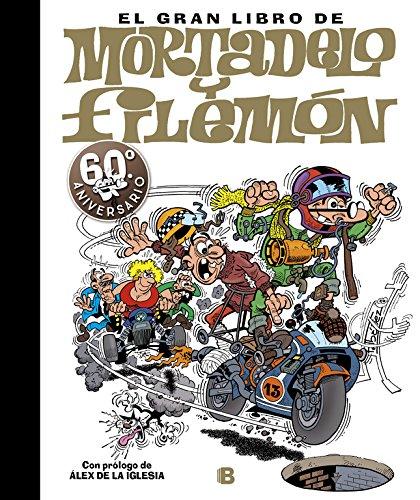 El gran libro de Mortadelo y Filemón: 60ª aniversario (Bruguera Clásica)