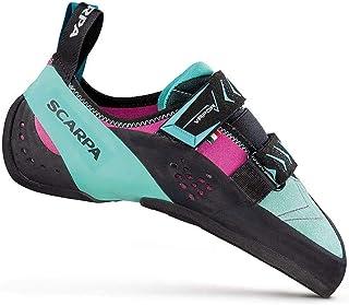 SCARPA Vapor V Climbing Shoe - Women's Dahlia/Aqua 41