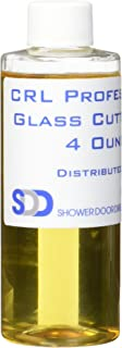 CRL Professional Glass Cutter Oil – 4 Ounce