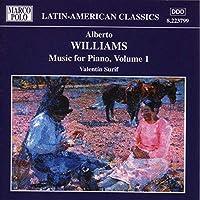 Williams:Music for Piano Vol.1