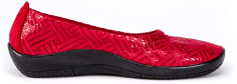 Avena Damen Hallux-Soft-Slipper Hallux-Soft-Slipper Flechtmuster Rot GR.41  Kaufen Sie 100% authentische Qualität
