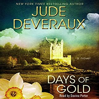Days of Gold audiobook cover art