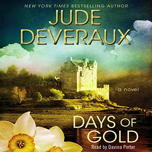 Days of Gold Audiobook By Jude Deveraux cover art