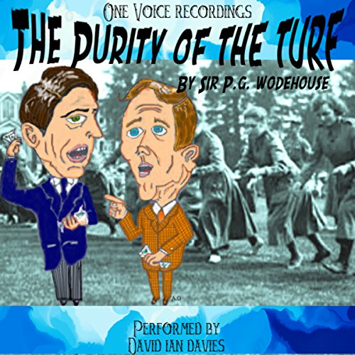 The Purity of the Turf audiobook cover art