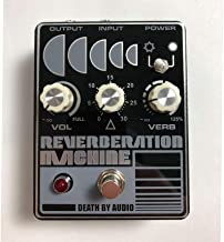 Best death by audio reverberation machine Reviews