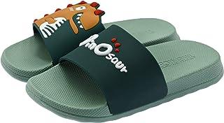ChayChax Pantoufles de Bain Enfants Léger Maison Pantoufles Antidérapant Sandales de Piscine Plage pour Garcon Filles
