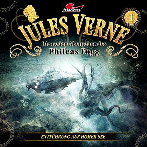 Entführung auf hoher See Audiobook By Jules Verne, Markus Topf cover art