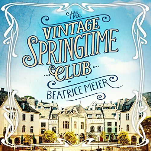 The Vintage Springtime Club cover art