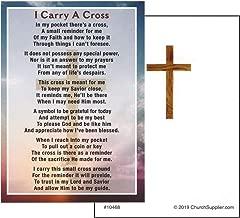 cross in my pocket prayer