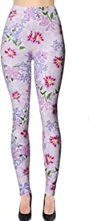 VIV Collection Popular Printed Brushed Buttery Soft Leggings Regular Plus 40+ Designs List 3