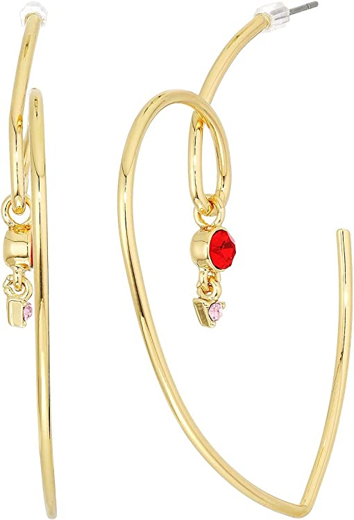 12K Gold/Red
