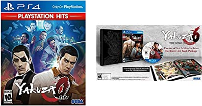 Best Yakuza 0 - PlayStation Hits - PlayStation 4 & Yakuza 6: The Song of Life - Essence of Art Edition - PlayStation 4 Reviews