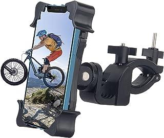 Uchwyt na telefon komórkowy rower motocykl Sprime 360 obrotowy Anti-Shake uchwyt na telefon komórkowy rower motocykl akces...