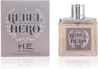 Mango Rebel Hero H.E. Agua de Colonia - 100 ml