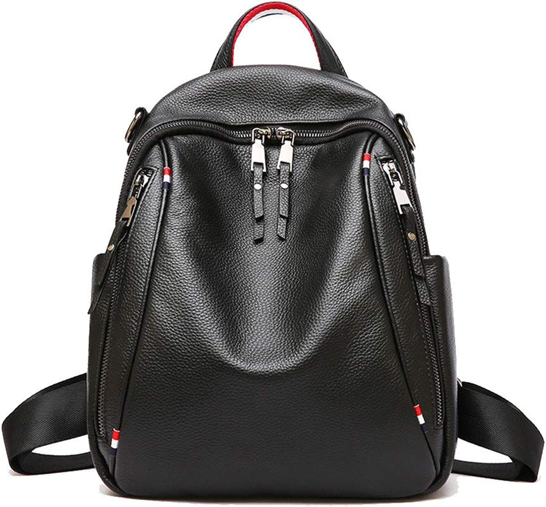 Onzama Genuine läder backpack backpack backpack för kvinnor Designer mode School Daypack små resa Shoulder väska  online-återförsäljare