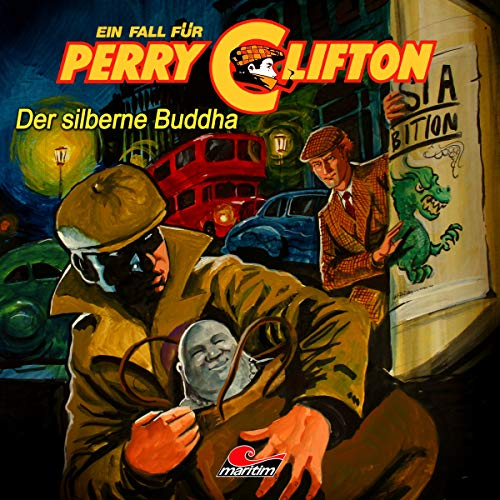 Der silberne Buddha [extended version] cover art